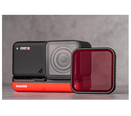 Insta360 ONE R Standard Day 4-Pack ND Filter Kit for ONE R 4K Wide Angle Edition