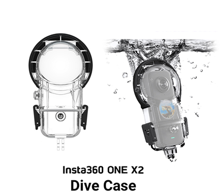 Insta360 ONE X2 Dive Case