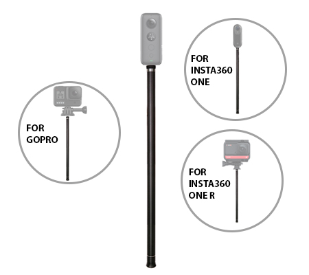 Insta360 Extended Edition Selfie Stick for ONE R / ONE X / ONE / GoPro