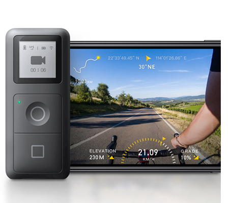 Insta360 GPS Smart Remote for ONE R and ONE X Action Cameras