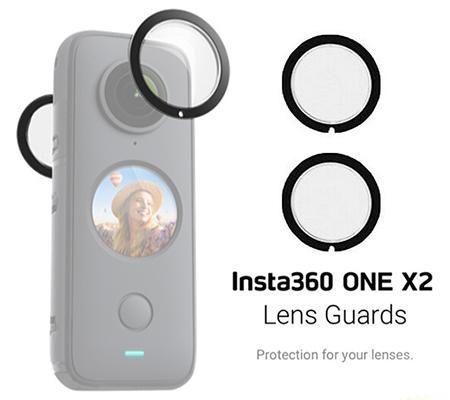Insta360 ONE X2 Sticky Lens Guards