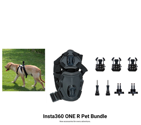 Insta360 Pet Bundle for ONE X2/ONE R/ONE X/ONE