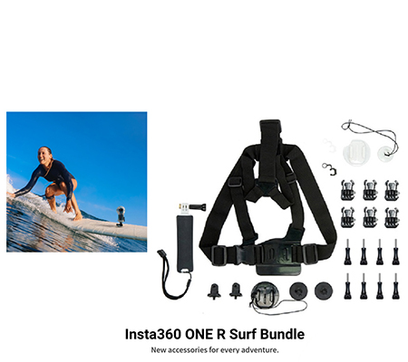 Insta360 Surf Bundle for ONE X2 / ONE R / ONE X / ONE