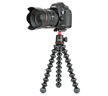 Joby GorillaPod 3K Kit Flexible Mini-Tripod with Ball Head