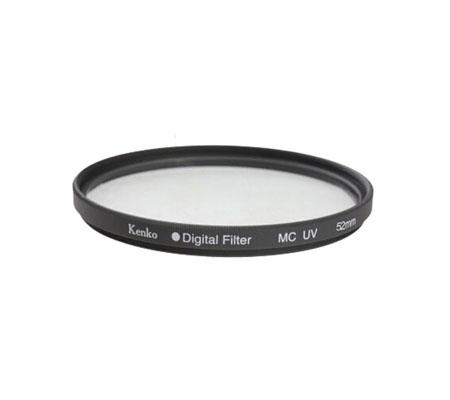 ::: USED ::: Kenko Digital MC UV 52mm (Excellent)