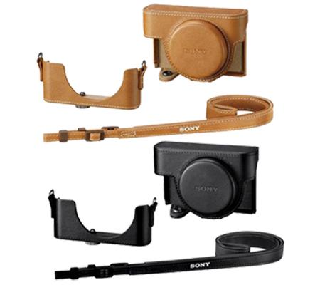 Sony Leather Case LCJ-RXF Black