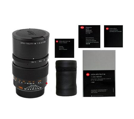 :::USED:::Leica APO-Telyt-M 135mm F/3.4 6-Bit (11889) (Mint...!!!) Code #629