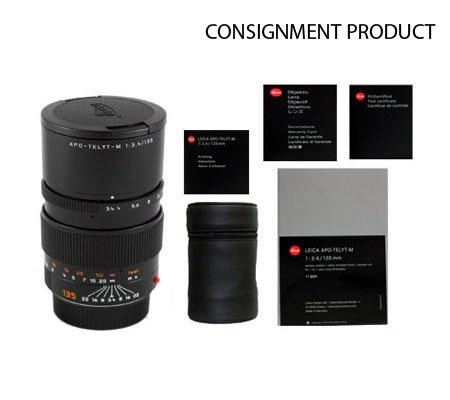 :::USED::: Leica APO-Telyt-M 135mm F/3.4 6-Bit (11889) (Mint-629) CONSIGNMENT