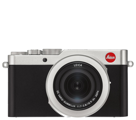 Leica D-Lux 7 Digital Camera Silver (19116)