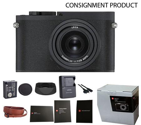 :::USED::: Leica Q-P (Black) (19045) (Mint-537) CONSIGNMENT
