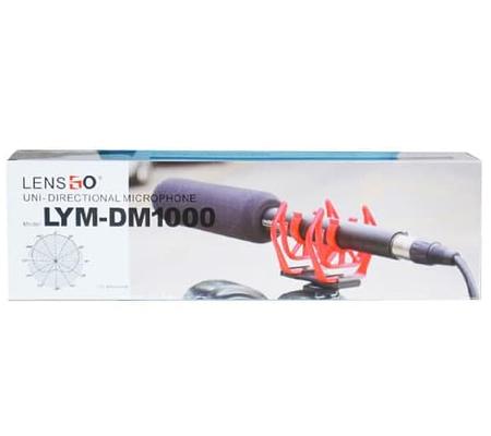 LensGo LYM-DM1000 Cardioid Recording Microphone