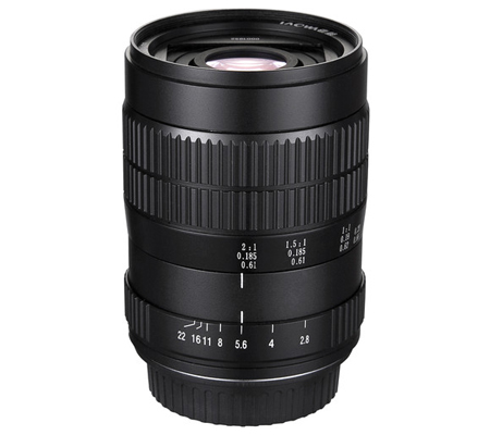Laowa 60mm f/2.8 Venus Optics 2X Ultra Macro Lens for Nikon