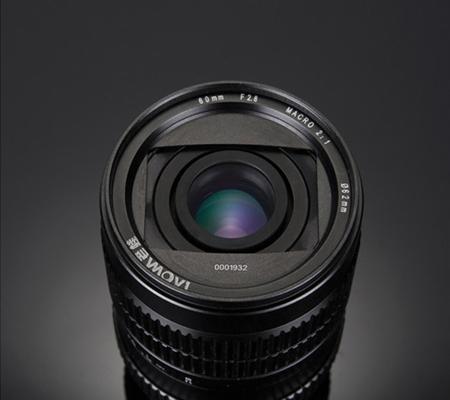 Laowa 60mm f/2.8 Venus Optics 2X Ultra Macro Lens for Nikon