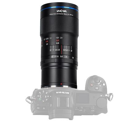 Laowa for Nikon Z 100mm f/2.8 2X Ultra Macro APO Venus Optics