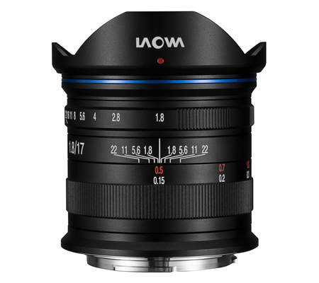 Laowa 17mm f/1.8 for Micro Four Thirds Lens Venus Optics