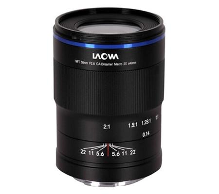 Laowa 50mm f/2.8 for Micro Four Thirds 2X Ultra Macro APO Venus Optics Lens