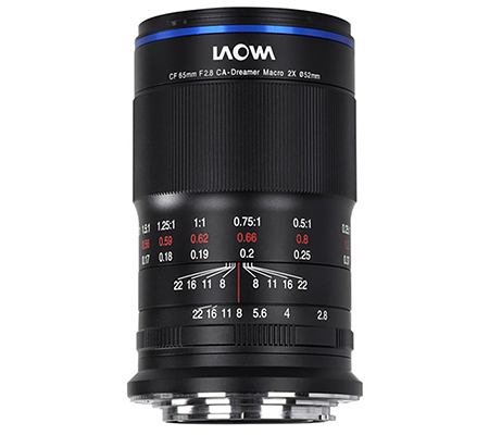 Laowa 65mm f/2.8 2x Ultra Macro APO Venus Optics Lens for Sony E