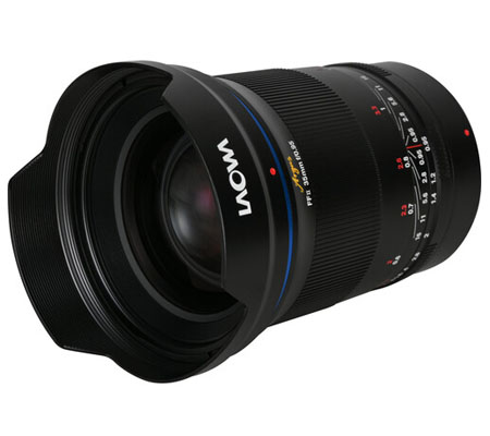 Laowa Argus 35mm f/0.95 for Canon R FF Venus Optics