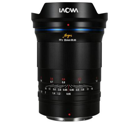 Laowa Argus 35mm f/0.95 for Nikon Z FF Venus Optics
