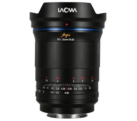 Laowa Argus 35mm f/0.95 for Sony E FF Venus Optics