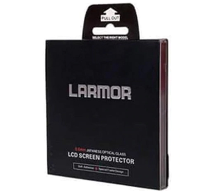 Larmor LCD Glass Protector for Fujifilm XT20 / XT10 / XT30 / X-E3 / X-T100