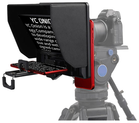 YC Onion Lasagna Teleprompter for Tablet Smartphone Camera
