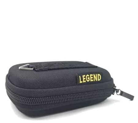 Legend 2519 Hardcase for Earphone, Handsfree, Coin, Kunci