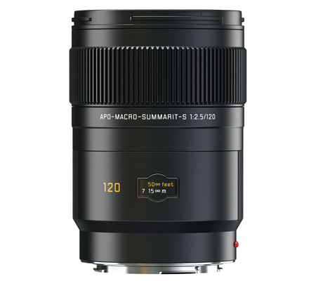 Leica 120mm f/2.5 Summarit-S APO Macro CS (11052)