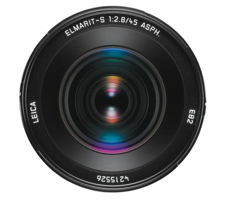 Leica 45mm f/2.8 Elmarit-S ASPH CS (11078)