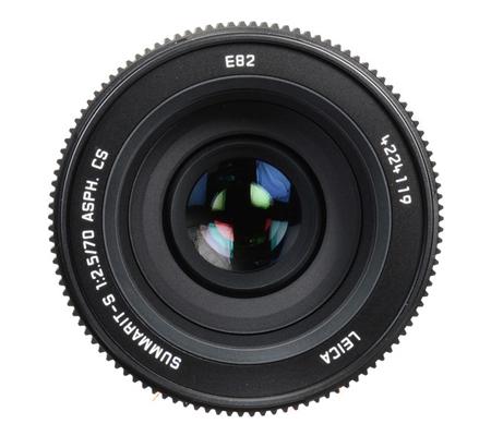 Leica 70mm f/2.5 Summarit-S ASPH CS (11051)