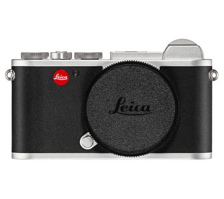 Leica CL Body Only Mirrorless Camera Silver Anodized Finish (19300)