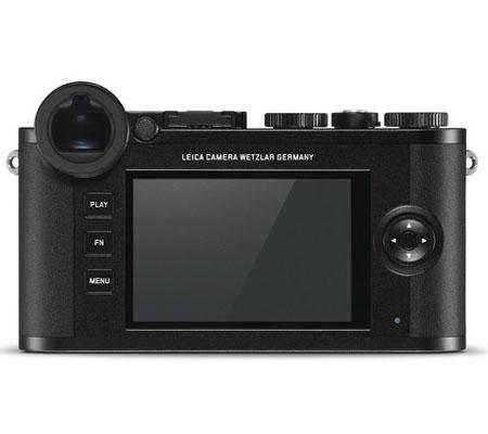 Leica CL Mirrorless Digital Camera Black with 18-56mm Lens (19305)