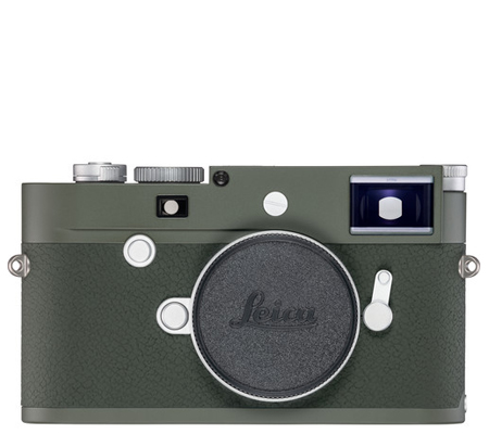 Leica M10-P Edition 'Safari' Digital Rangefinder Camera Body Only (20015)