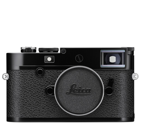 Leica M10-R Digital Rangefinder Camera Black Paint Finish (20062)