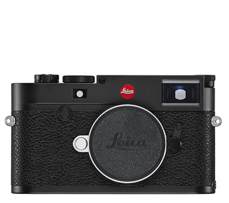 Leica M10-R Digital Rangefinder Camera Black Chrome (20002)