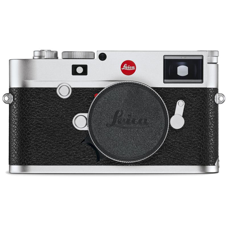 Leica M10-R Digital Rangefinder Camera Silver Chrome (20003)