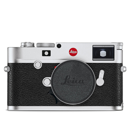 Leica M10-R Digital Rangefinder Camera Silver Chrome (20003)