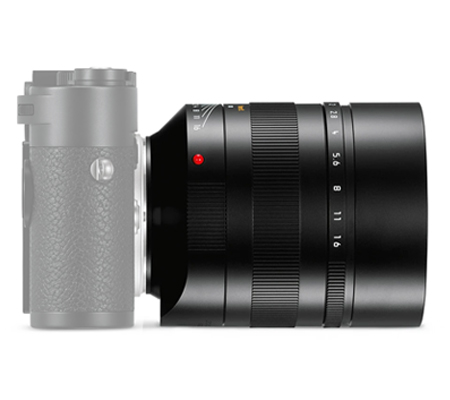 Leica 90mm f/1.5 Summilux-M ASPH Black (11678)