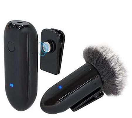 LensGo LWM 318C Single Wireless Lavalier Microphone