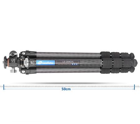 Leofoto LS 284 CVL Carbon Fiber Tripod + LH 36 Ballhead