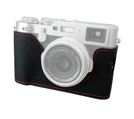 Lims Half Case for Fujifilm X100F Black
