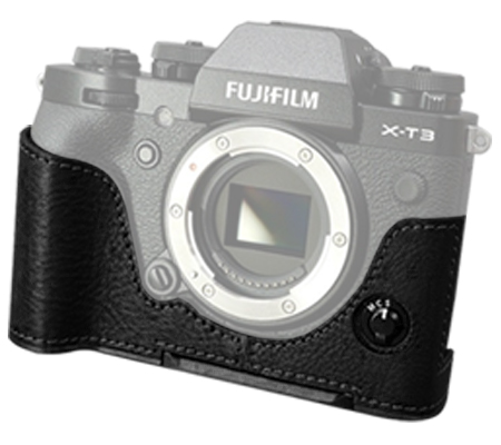 Lims Half Case for Fujifilm XT3 Black