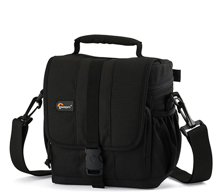 Lowepro Adventura 140 Black Camera Shoulder Bag