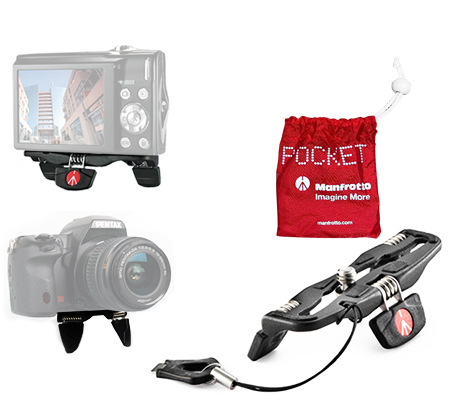 Manfrotto Pocket Support Small Black (MP1-C01)