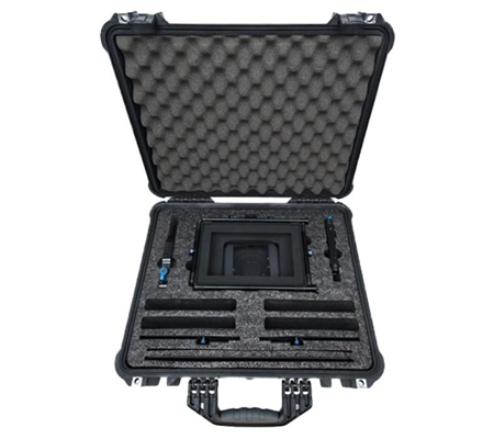 Redrockmicro Micro MatteBox Hard Case with Fitted Foam 15mm Edition
