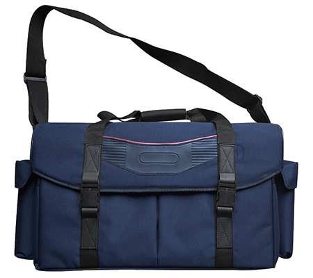 Professional Photo & Video Bag For Sony MC2500 / Panasonic MDH3 Navy