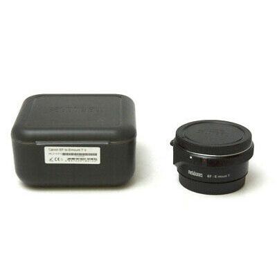 :::USED::: Metabones Canon EF/EF-S Lens to Sony E Mount T Smart Adapter Mark V Mint Kode 725
