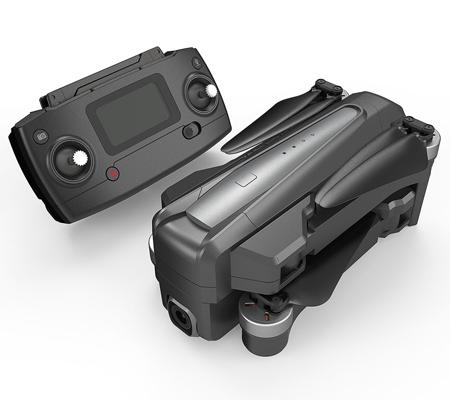 MJX Bugs 12 EIS 5G WIFI Digital Zoom Drone Camera Single Battery