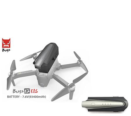 MJX Bugs 12 EIS 7.6V 3400mAh Lipo Battery Drone