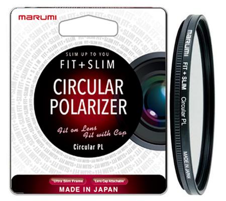 Marumi Fit + Slim CPL 37mm